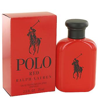 Ralph Lauren Polo Red Eau de Toilette 75ml EDT Spray