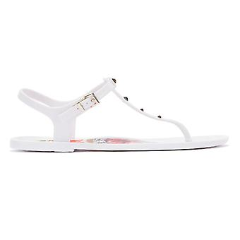 Ted Baker Meiyas Womens Ivory Sandals