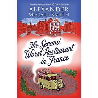 Second Worst Restaurant in France by Alexander McCall Smith