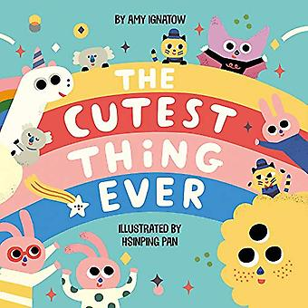 The Cutest Thing Ever by Amy Ignatow - 9781419733574 Book