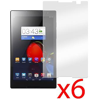 6x Bländska skärmskydd för Lenovo IdeaTab S8-50 S8 8&;