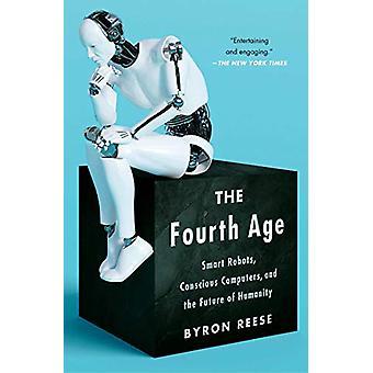 4 歳 - スマート ロボット - 意識したコンピューター - と将来 o