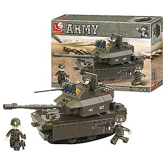 Sluban Army, Kit in 219 Parts - Tank
