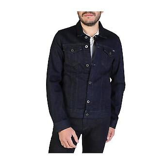 Armani Jeans - clothing - jackets - 7V6B24_6D7AZ_1500 - men - navy - 46