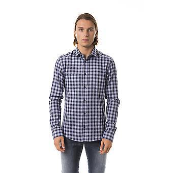 Blue Shirt Byblos man