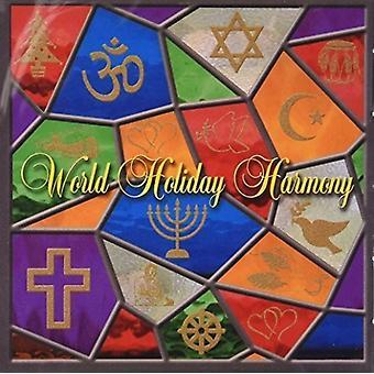 Shutt, Susan/McCloy, Bill - World Holiday Harmony [CD] USA import