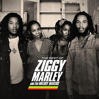 Ziggy Marley & Melody Makers - Best of Ziggy Marley & Melody Makers [CD] USA import