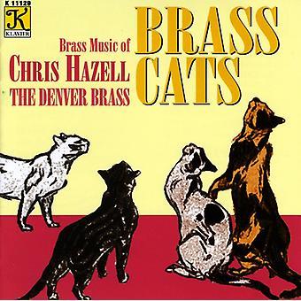 C. Hazell - Brass Cats: Brass Music of Chris Hazell [CD] USA import