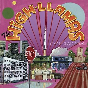 High Llamas - Can Cladders [CD] USA import