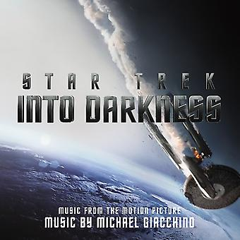 Michael Giacchino - Star Trek: Into Darkness [Music From the Motion Picture] [CD] USA import