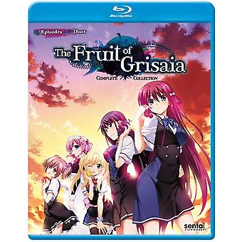 Fruit of Grisaia Season 1 [Blu-ray] USA import