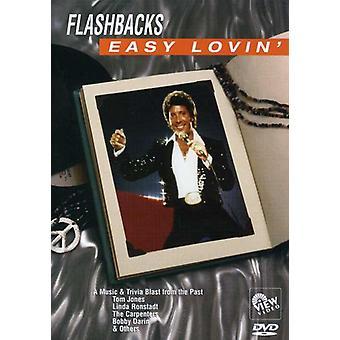 Flashbacks - Easy Lovin' [DVD] USA import
