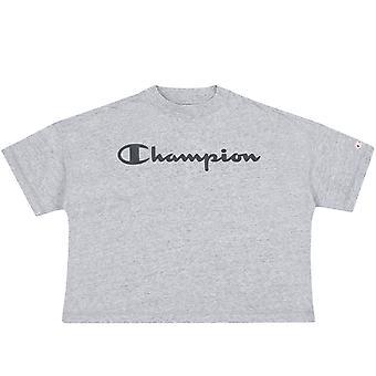 Campione Donna T-Shirt Crop Top 113227