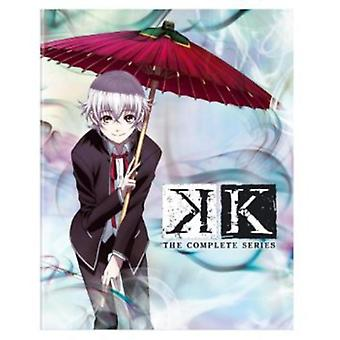 K - K: Complete Series [BLU-RAY] USA import