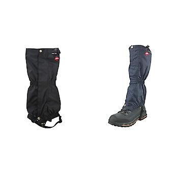 Trespass Adults Mallaig Classic Gaiters (Pack Of 2)