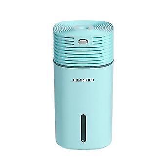 Tragbarer Luftbefeuchter für Haus und Auto - blau