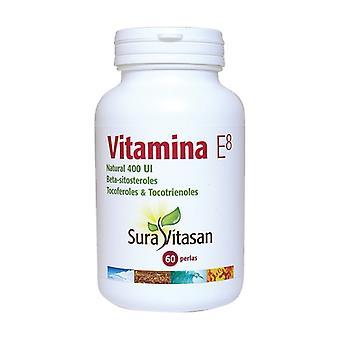 Vitamine E8 Natuurlijke 60 softgels