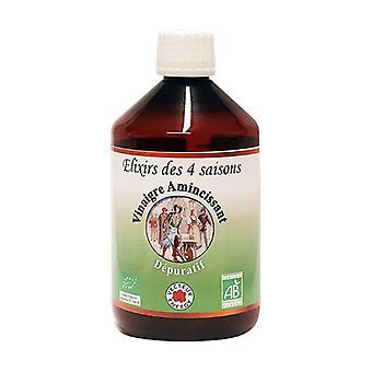 4 seasons vinegar, organic slimming 500 ml