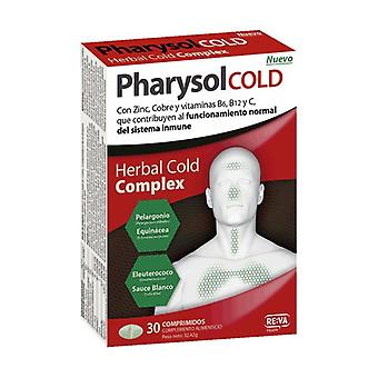 Pharysol Cold 30 tablets