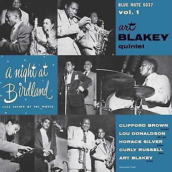 Art Blakey Quintet - nuit au Birdland (import USA LP [Vinyl]