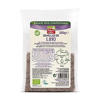 Glutenfri hørfrø 250 g