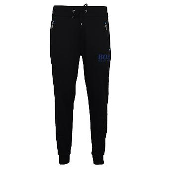 Hugo boss men's black tracksuit pants