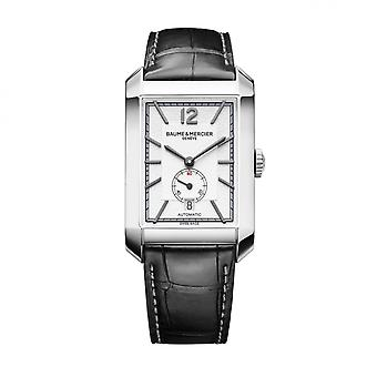 Baume & Mercier BM0A10528 Hampton Rectangular Automatic Wristwatch