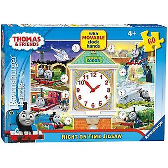 Ravensburger Thomas tanken rett tid Puzzle