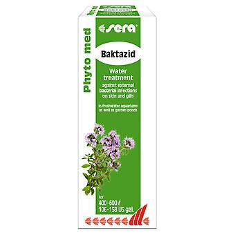 סרה פיטו Med Baktazid Acondicionador בסיס דה Plantas קונטרה חיידקים