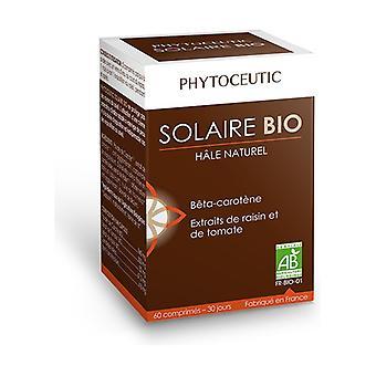 Organic solar 60 tablets