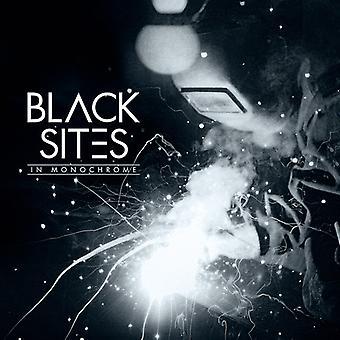 Sites noirs - importation USA Monochrome [CD]