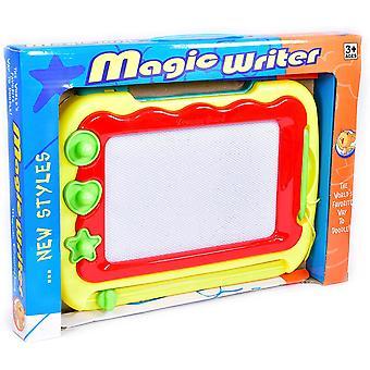 Magiske forfatter magnetiske tegnebrættet