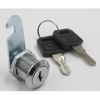 16/20/25/30mm Cam Lock- Door Barrel Draw Cabinet Mail Box Locker Cupboard Lock