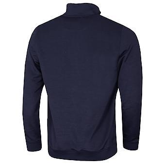 Ted Baker Mens Ryda Midlayer Comfort Stretch Quarter Zip Golf Sweater