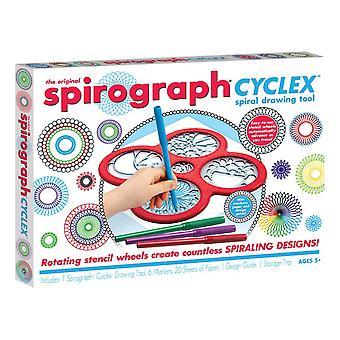 Spirograph Cyclex Spirale Zeichenwerkzeug