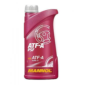 Mannol 1L ATF-A PSF Power steering fluid