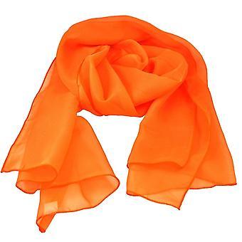 Écharpe en mousseline orange clair de Ties Planet