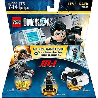 Lego Dimensions Level Pack - Mission Impossible Video Game Kids Toy