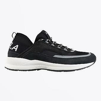 A.P.C.  - تشغيل حول أحذية رياضية - أسود