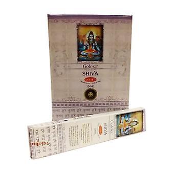 Goloka Shiva Incense 20 units