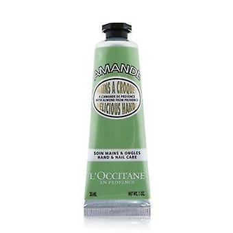Almond Delicious Hands 30ml or 1oz