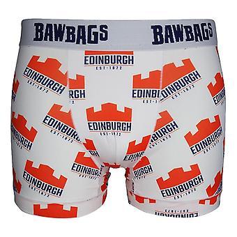 Bawbags كول دي Sacs ادنبره بعيدا الملاكمين -- الأبيض
