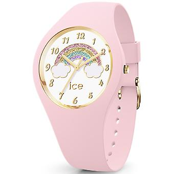 Ice Fantasy Watch naisille Analoginen kvartsi silikonirannekkeella IC017890