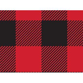 Shurtape Duck Tape® 48mm x 9.1m Buffalo Plaid