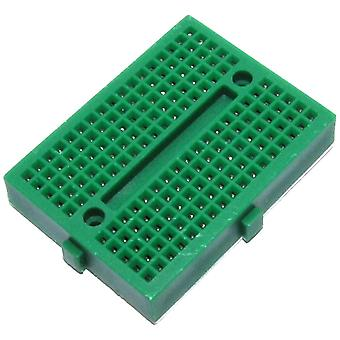 170pt Green Solderless Breadboard