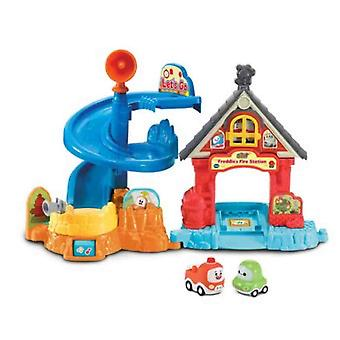 Vtech toot-toot cory carson® freddie's fire station for children over 12 months