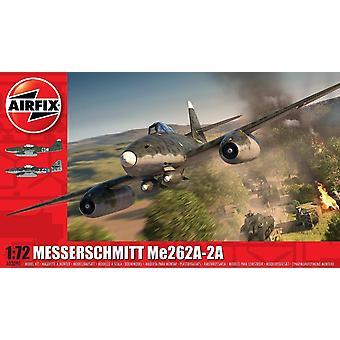 Airfix Messerschmitt Me262A-2A (Οκτ 2019)