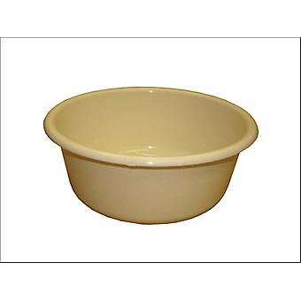 Lucy Round Bowl Maize 11in L1608213