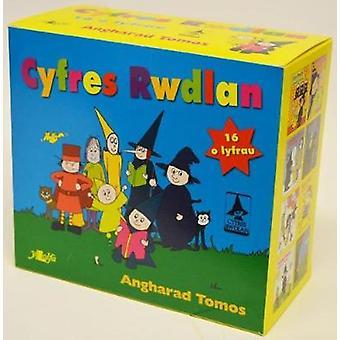 Bocs Cyfres Rwdlan by Tomos & Angharad