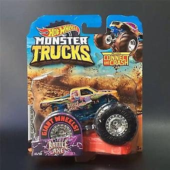 Giant Wheels Monster Model Truck Toy